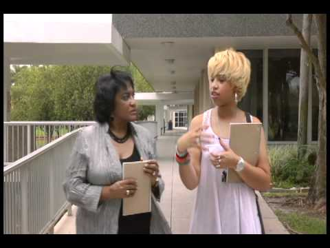 Dade County (FL) Chapter, The Links, Inc. mentoring program at Florida Memorial Univ.