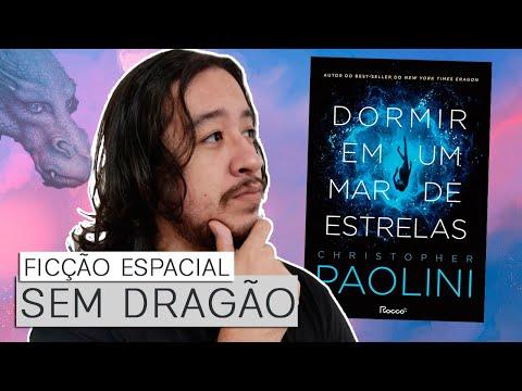 DORMIR EM UM MAR DE ESTRELAS, o novo livro do autor de ERAGON | Mil Páginas