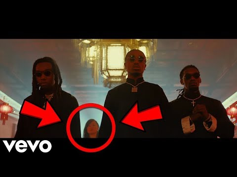 10 THINGS YOU MISSED IN Migos - Stir Fry (Official)