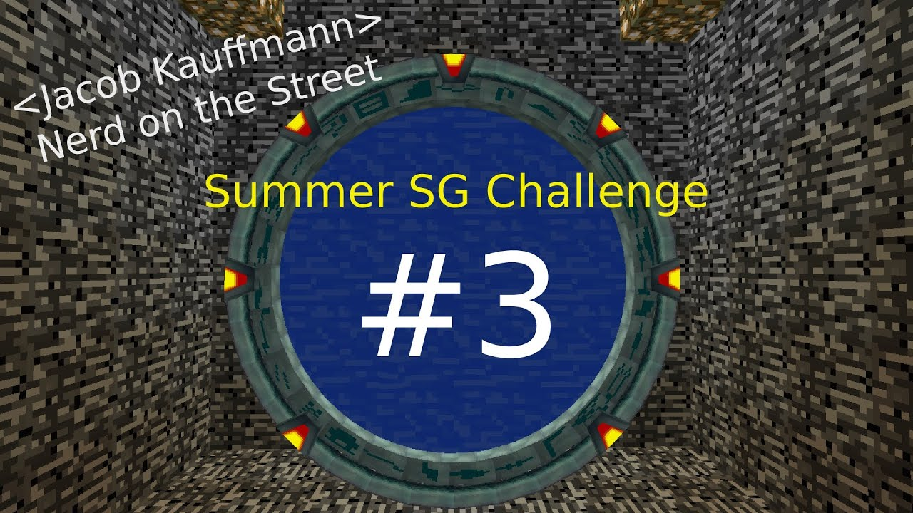 Episode 3 - Summer SG Challenge