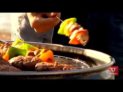 BarrelQ Big houtskoolbarbecue