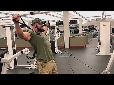 Cable Y Raise and Cable Lateral Raise