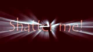 Shatter Me - Lindsey Stirling ft. Lzzy Hale (HD Lyrics Video)