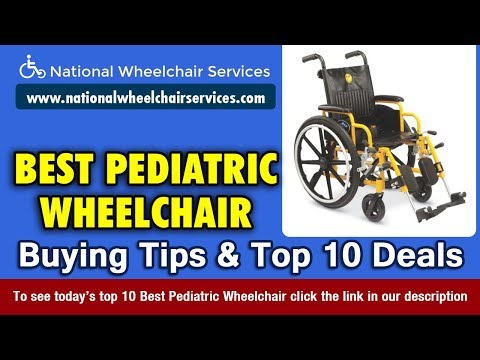 Best Top 10: Pediatric Wheelchair