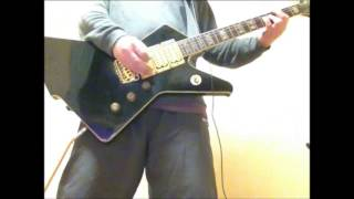 Def Leppard ‐ Comin' Under Fire(cover)
