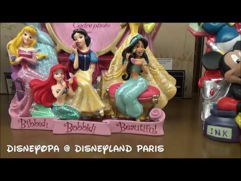 Disneyland Paris Merchandise Bilderrahmen Bilderhalter DisneyOpa