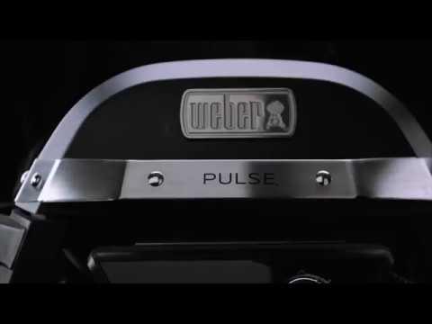 Weber PULSE 1000, schwarz