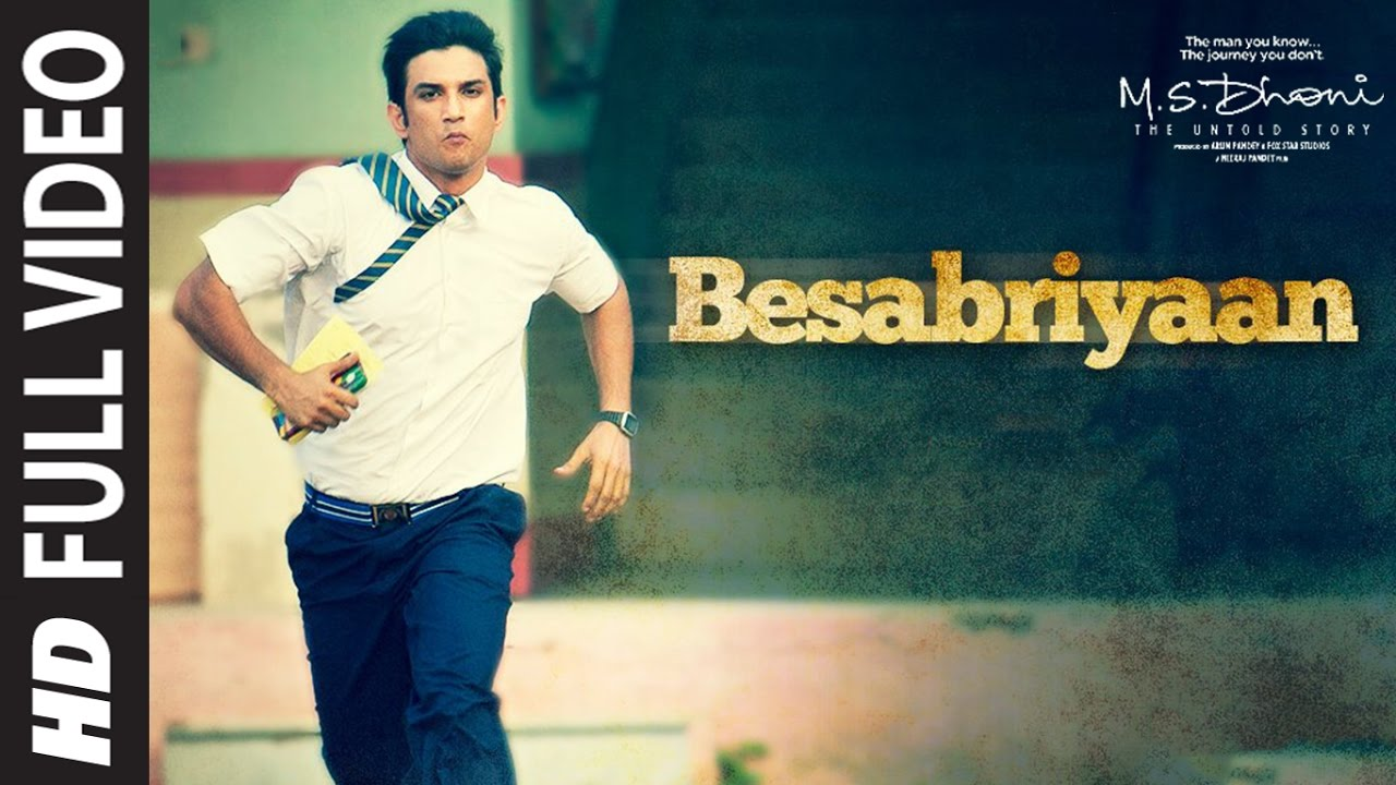 Besabriyaan Lyrics English Translation