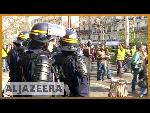 🇫🇷 France: Security in Paris tightened amid fears of further rioting | Al Jazeera English