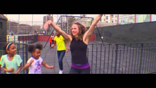 preview picture of video 'Callie Ritter Is Happy At The PS 316 Playground In Prospect Heights'