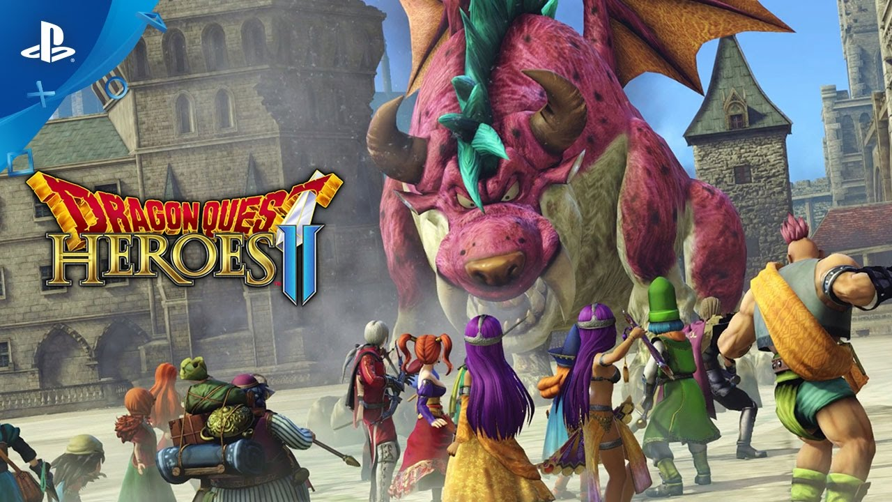 Una guía para principiantes de Dragon Quest Heroes II, disponible hoy en PS4