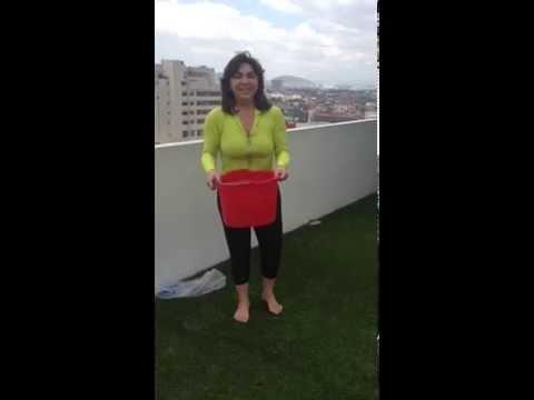 Ivonne OP #IceBucketChallenge
