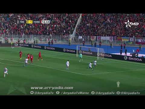 العرب اليوم - الاتحاد البيضاوي يعدل نتيجة مباراته ضد حسنية أغادير