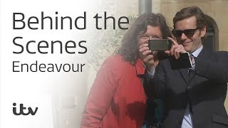 Endeavour: Behind the Scenes | Tributes to Shaun Evans | ITV