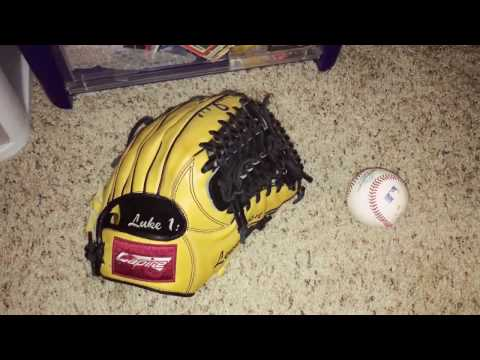 Custom Capire Baseball Glove Review!