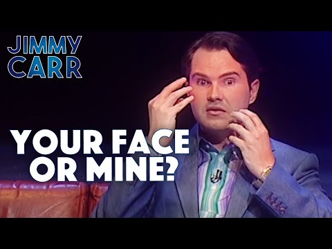 Jimmy Explains 'Your Face Or Mine' | Jimmy Carr Live