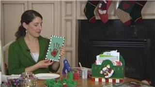 Christmas Crafts For Kids : Simple Holiday Crafts For Kids