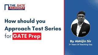 Best GATE Test Series Strategy | Perfect Approach to Test Series for GATE 2