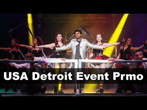 Devi Sri Prasad USA Detroit Concert Event Promo