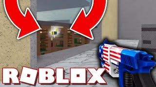 MOST AMAZING SHOT EVER IN MURDER MYSTERY 2!! (Roblox)