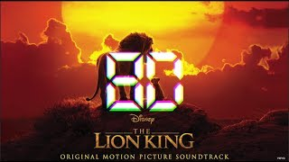 """(True8D)(UHQA) Hans Zimmer - Reflections of Mufasa (From """"The Lion King"""")"""
