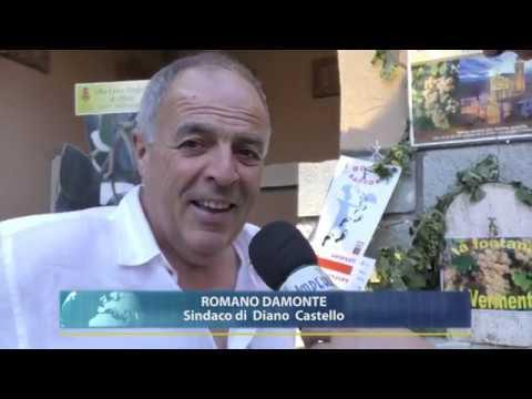 PREMIO VERMENTINO, DIANO CASTELLO SI PRESENTA COME UNO DEI BORGHI PIU' BELLI D'ITALIA