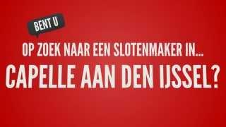 preview picture of video '24 Uur Spoed Slotenmaker Capelle aan den IJssel   Video huren? Email support@vindslotenmakers.nl'