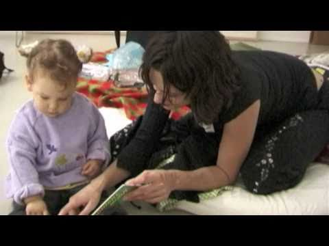 Asia Argento and Child