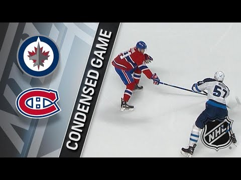 Winnipeg Jets vs Montreal Canadiens – Apr. 03, 2018 | Game Highlights | NHL 2017/18. Обзор