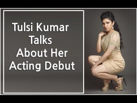 Tulsi Kumar Talks About Her Acting Debut Exclusively On follo.in