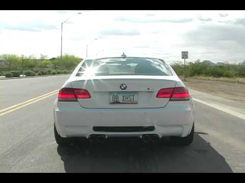 BMW E92 M3 08-09 Drive Off – Billy Boat Exhaust