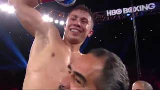 Golovkin vs Dominic Wade