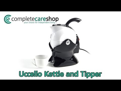Uccello Easy Pour Kettle and Tipper