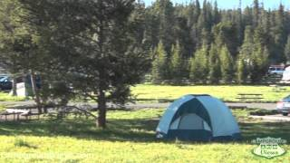 Bridge Bay Campground, Yellowstone National Park