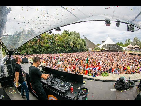Tomorrowland Belgium 2017 | Da Tweekaz