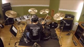 18.The X Aspect (Dream Theater drum cover)