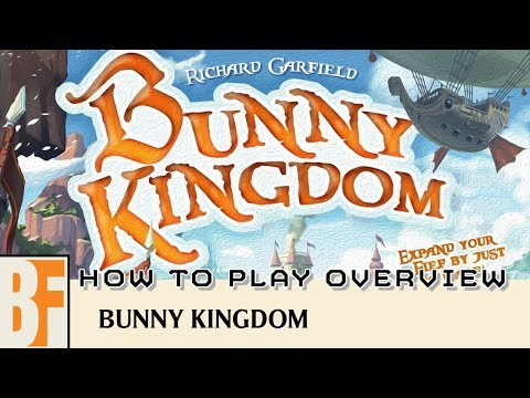 Bunny Kingdom How to Play Overview