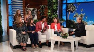 Ellen Meets Indiana Guidance Counselor Shelly Fitzgerald