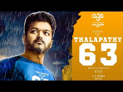 Thalapathy 63 Actor Kathir's Unexpected Moment with Vijay
