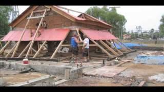 Sikes Adobe Farmhouse Re-restoration