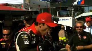 2014 Chevrolet Dual In Detroit Qualifying Highlights Race 1