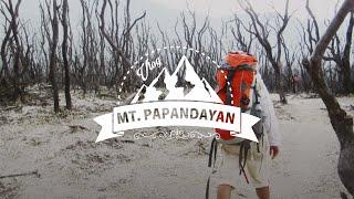 PENDAKIAN GUNUNG PAPANDAYAN - Garut || Travel Vlog