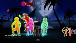 Just Dance 3 Night Boat To Cairo