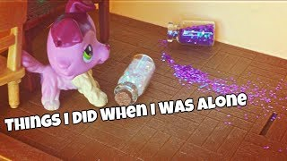 LPS: Things I Did When I Was Alone