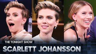The Best of Scarlett Johansson on TheTonightShow