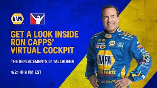 Ron Capps NAPA View- The Replacements @ Talladega