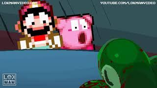 LOKMAN: Mario and Sonic in Among Us