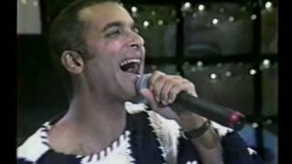 Jon Secada - If you Go - (1993) - Programa do Faustão BRASIL