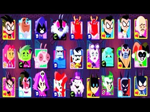 Teen Titans Go Figure All Figures (CN Games for Kids)
