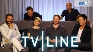 The Following l TV Line Interview